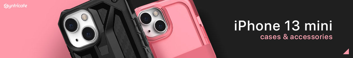 Mini doesn't mean always small, The new iPhone 13 mini is one of the best phone that need the best case. Now in stock the largest and exclusive case and screen protector collection with free Australia wide shipping