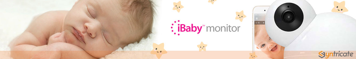 Buy iBaby baby monitor, purifier and accessories in Australia