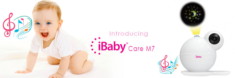 Ibaby Monitor M7 Smart Digital Baby Monitor Ios And Android