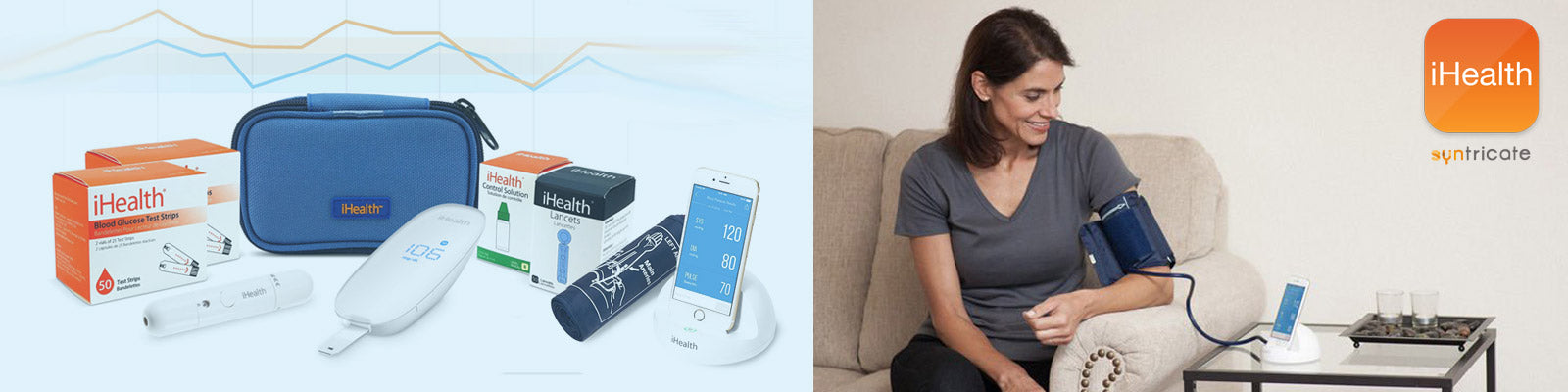Buy iHealth accessories, heart monitor, blood pressure tester in Australia
