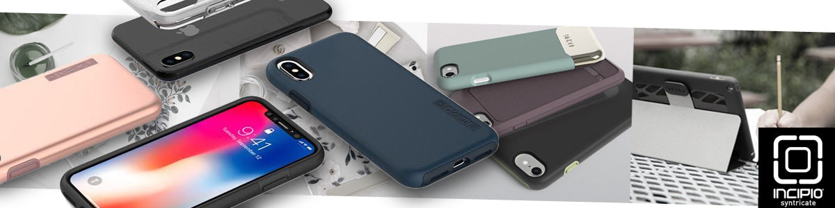 Incipio case and covers for iphone, samsung galaxy and more