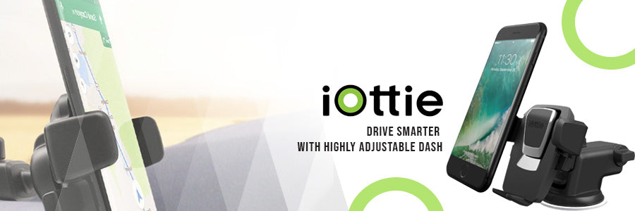 Iottie Dash & Windshield Mount Easy One Touch Review Australia