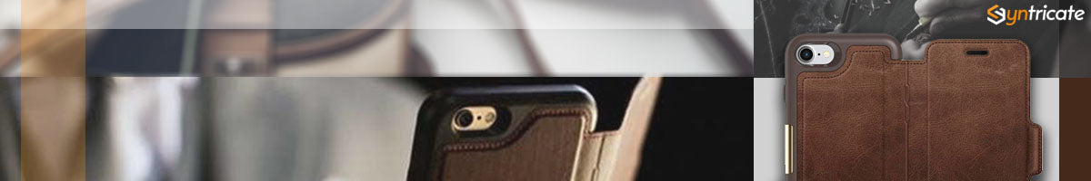 Premium Leather Cases Collection for iPhone, Samsung, Tablet and iPad. Huge brands such otterbox, Incipio, Speck and more. Premium stylish look with huge selection of leather and colours.