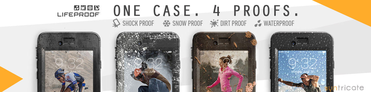 buy genuine lifeproof case fre, next, nuud, lifeactiv and speakers for iphone, samsung galaxy and google pixel