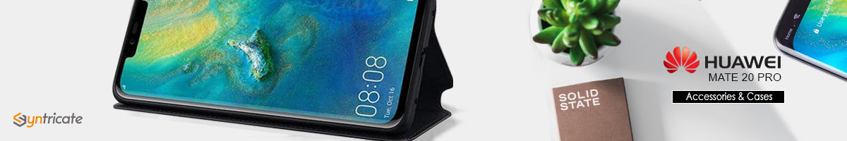 Huawei Mate 20 Pro genuine cases, cables, charger & accessories