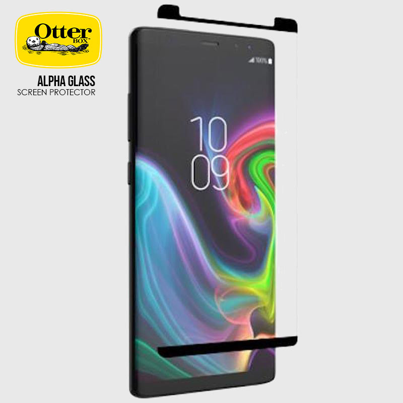 Otterbox Clearly Protected Alpha Glass Screen Protector for Galaxy Note 9