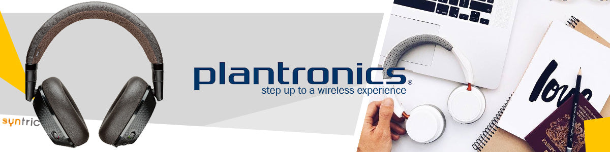 Buy Plantronics bluetooth Headset & Headphones in Australia