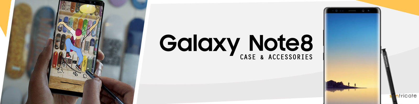 Samsung Galaxy Note 8 Case and accessories. Otterbox, speck, incipio and more.