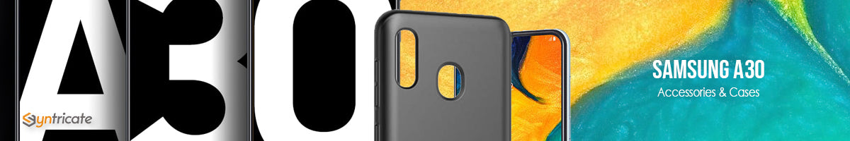 Looking for Samsung Galaxy A30 Case? The right place to shop online all Cases, Cover & Accessories for your new phone. Free shipping only at Syntricate