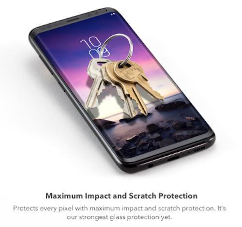 The Perfect Screen Protector To Fit In Your Galaxy S9
