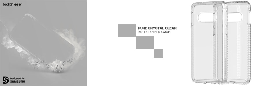 tech21 pure crystal clear bullet shield case review australia