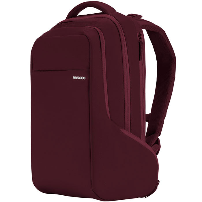 best online store incase icon backpack bag for macbook, tab, ipad, tablet, notebook, laptop, netbook, deep red Colour australia Australia Stock