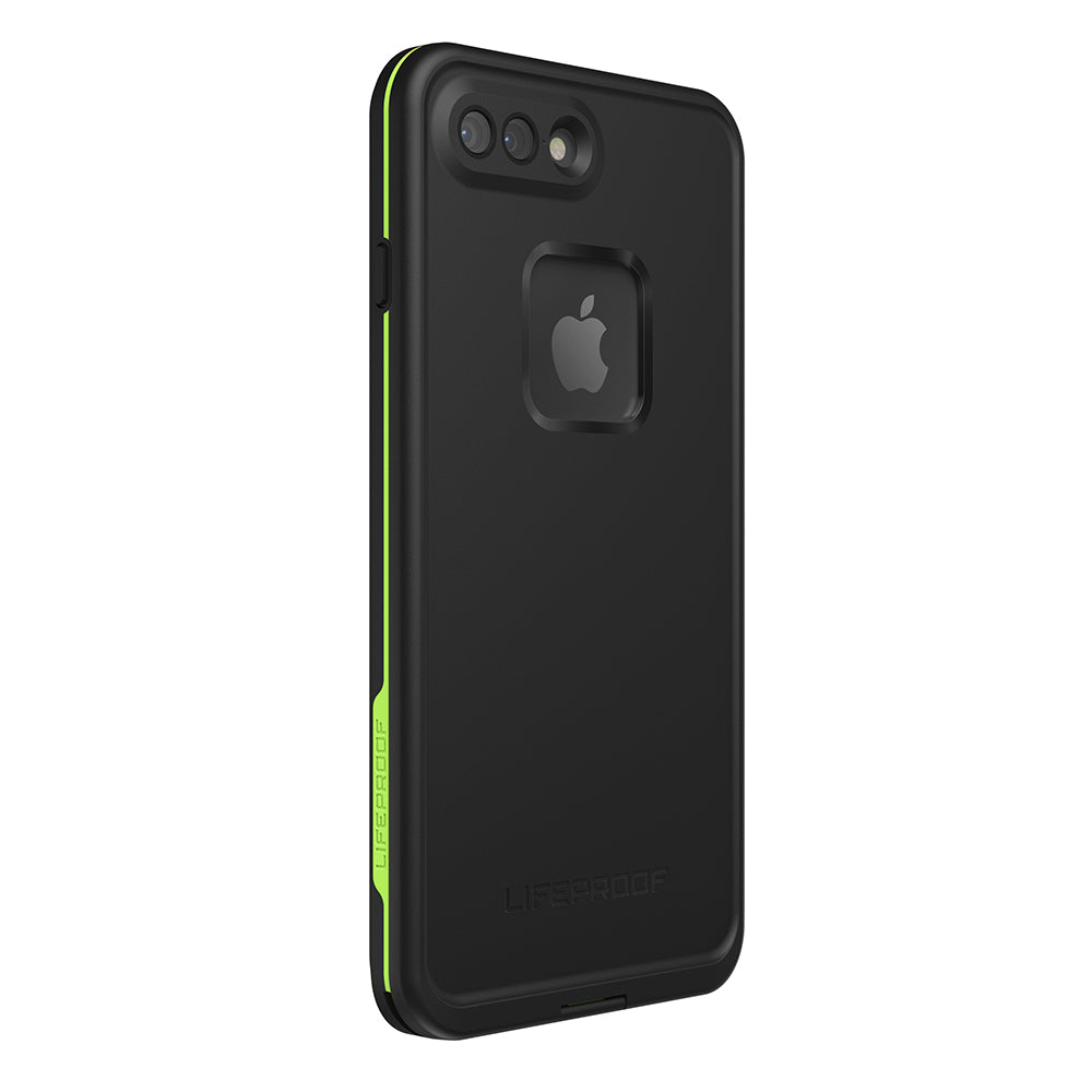 best sneakers a641d 1e538 LIFEPROOF FRE 360° WATERPROOF CASE FOR IPHONE 8 PLUS/7 PLUS - BLACK/LIME