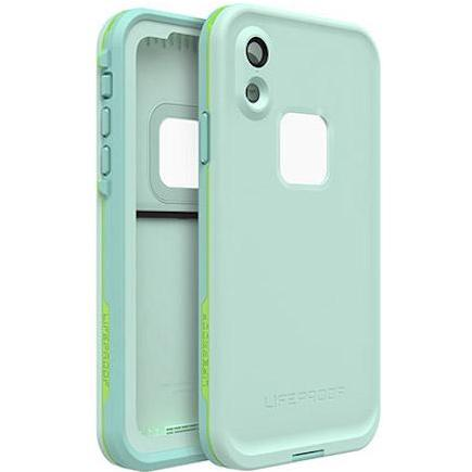 front and back view of fre waterproof case green colour Australia Stock