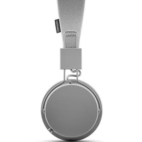 bluetooth on-ear headphones urbanears plattan 2 classic dark grey