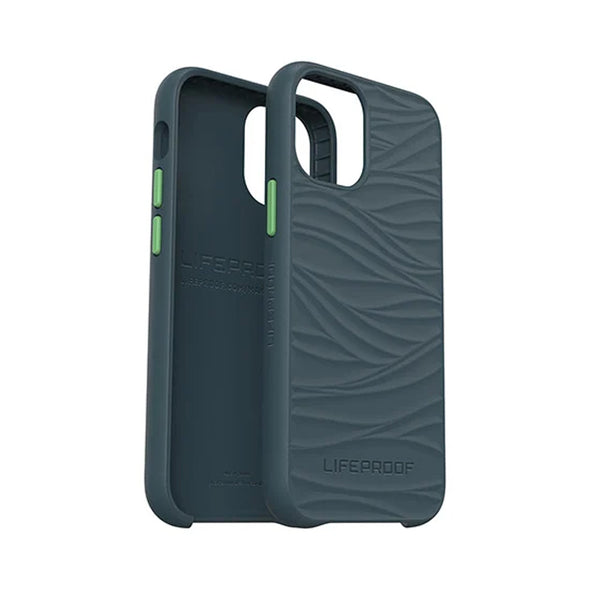 iphone 12 mini combined with lifeproof? the best phone ever exist. stay protected and show off your lifeproof style with this wake series. Afterpay and zippay available
