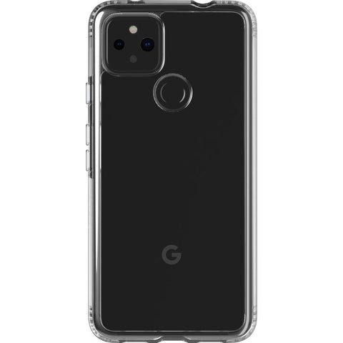 dont worry about scratch! protect your device google pixel 5 with clear look from tech21 genuine product . buy online with best deal at syntricate and get free express shipping