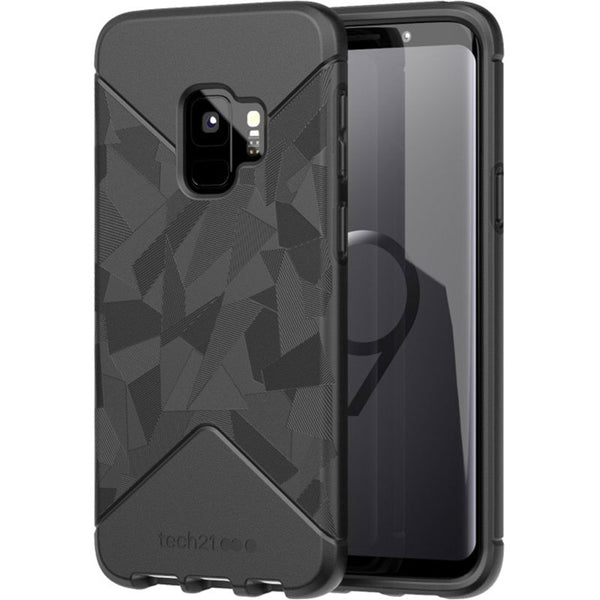 Tech21 Tactical Raw Flexshock Case For Samsung Galaxy S9