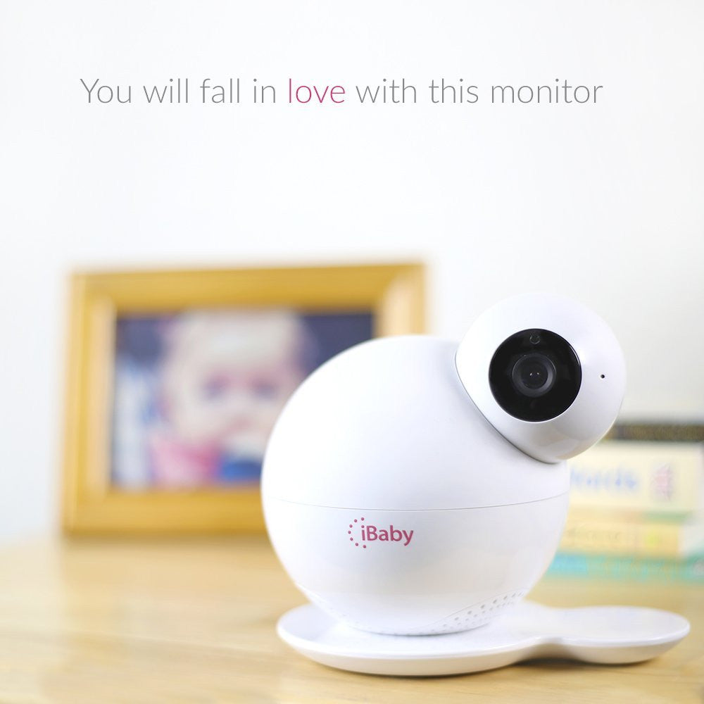 Shop Australia stock iBABY MONITOR M6S SMART DIGITAL BABY MONITOR FOR iOS AND ANDROID with free shipping online. Shop iBaby collections with afterpay Australia Stock