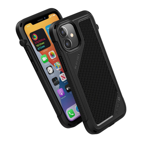 Get the latest case from Catalyst for your iphone 12 mini with best drop protection and black minimalist design the  authentic accessories with afterpay & Free express shipping.