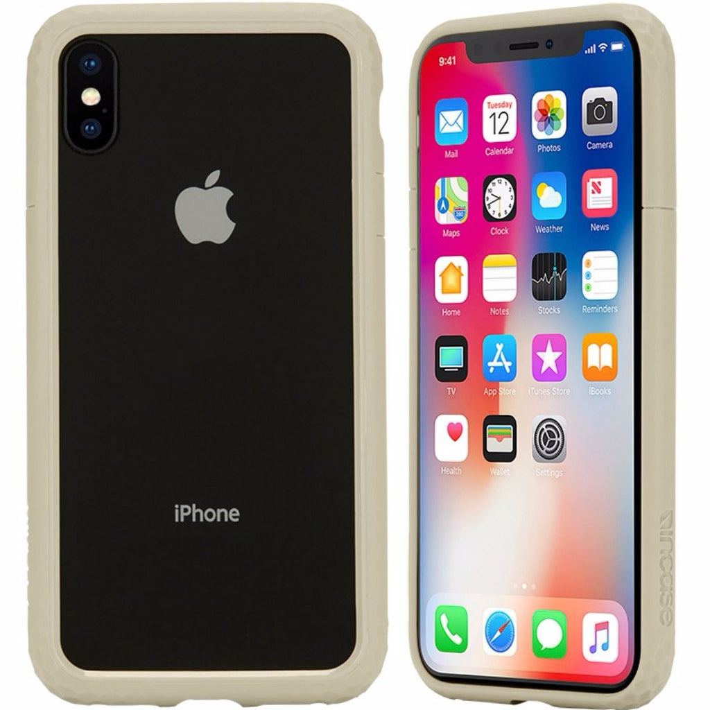 Good and trusted official online store for Incase Frame Bumper Case For Iphone X - Gold. Free express shipping Australia wide from authorized distributor Syntricate. Australia Stock