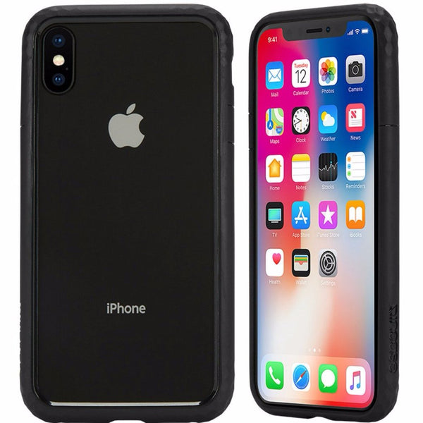 Where place to buy genuine and authentic  from authorized distributor Incase Frame Bumper Case For Iphone X - Black. Free express shipping Australia wide from official trusted online store Syntricate.