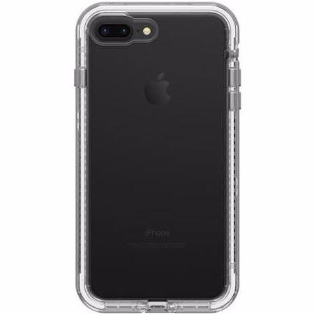 Free express shipping Australia wide Lifeproof Next Series Rugged Case For Iphone 8 Plus/7 Plus Clear/Grey.
