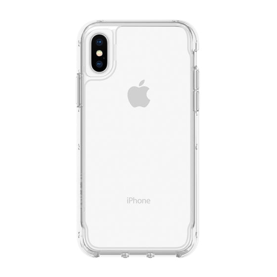 Buy new online the new iPhone Xs & iPhone X Case from Griffin Survivor Clear Australia Stock