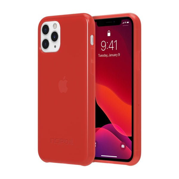 Buy online slim case with red bright color for iPhone 11 pro. Now comes with free shipping and enjoy afterpay payment.