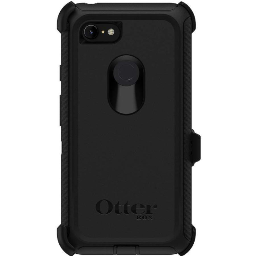 buy google pixel 3 case black colour from otterbox with free shipping Australia Stock