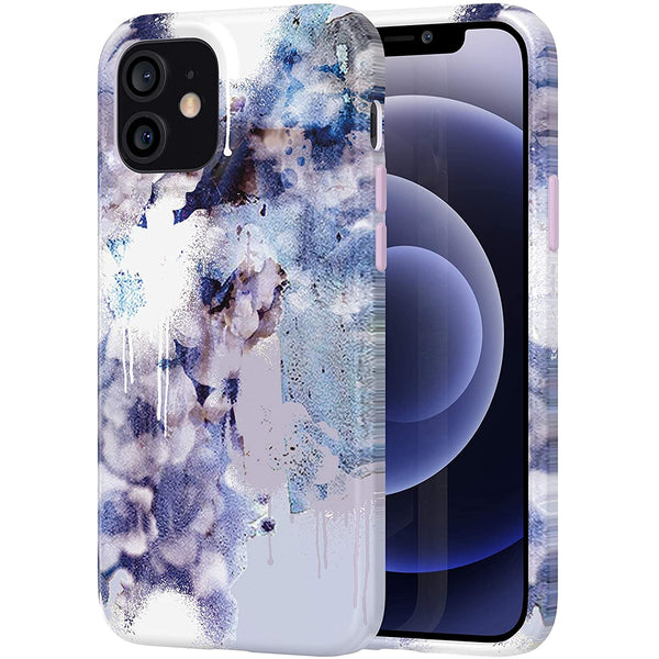 TECH21 Eco Fashion Collage Design Case For iPhone 12 Mini (5.4