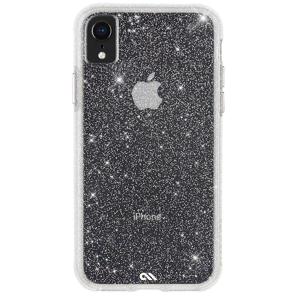 Get the latest stock SHEER CRYSTAL PROTECTIVE CASE FOR IPHONE XR - CLEAR from CASEMATE  free shipping & afterpay.
