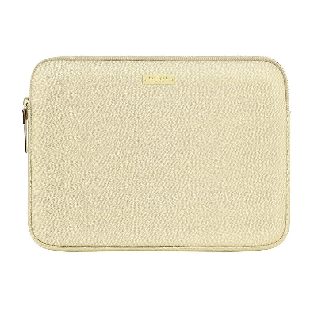 Shop Australia stock Kate Spade New York Saffiano Sleeve for Macbook 13 inch - Metallic Gold with free shipping online. Shop Kate Spade New York collections with afterpay Australia Stock