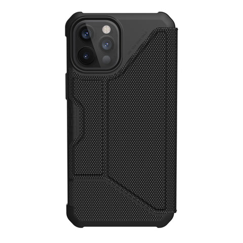"Shop off your new iPhone 12 Pro / 12 (6.1"") UAG Metropolis Card Folio Case - Armortech Kevlar with free shipping Australia wide."