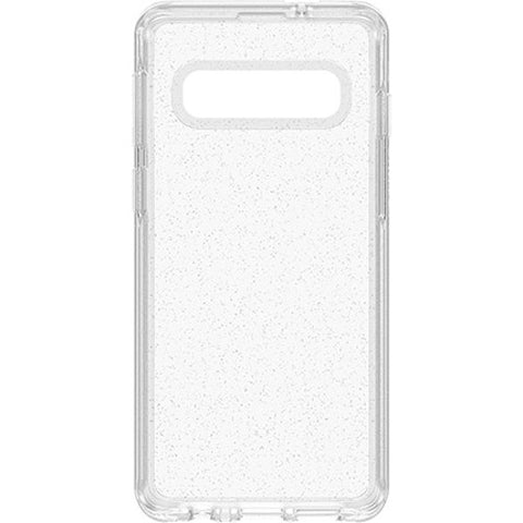 buy online clear glitter case for new samsung galaxy s10 plus