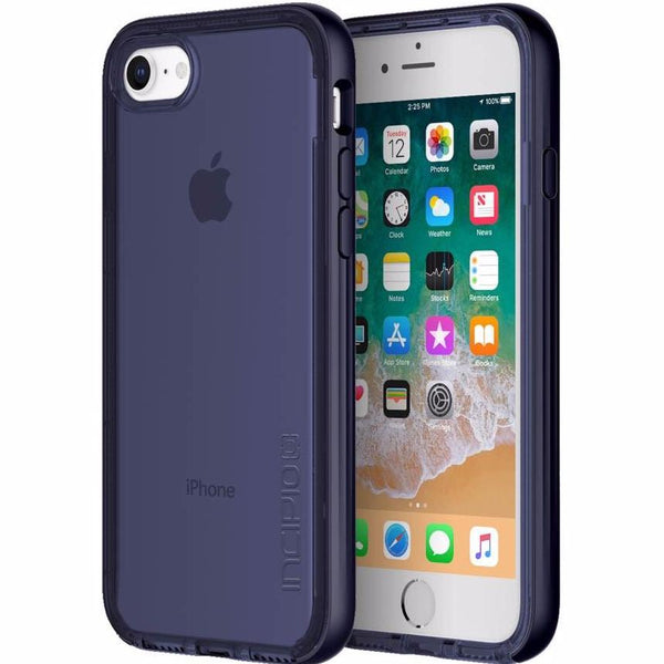 where place to best deals, price, and offers to buy genuine and original Incipio Octane Lux Metallic Accented Bumpers Case For Iphone 8/7 - Midnight Blue. Free express shipping Australia wide from trusted online store Syntricate.