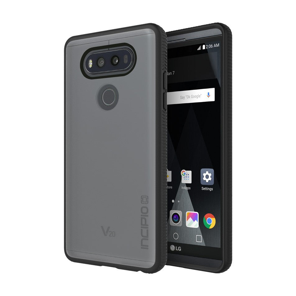Shop Australia stock Incipio Octane Co-molded Impact Absorbing Case for LG V20 - Black with free shipping online. Shop Incipio collections with afterpay Australia Stock