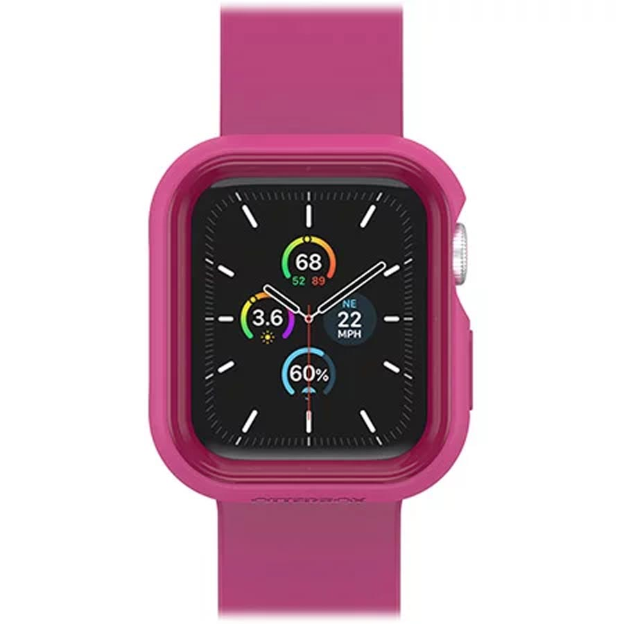 place to buy online otterbox bumper case for apple watch series 4/5 44mm pink colour Australia Stock