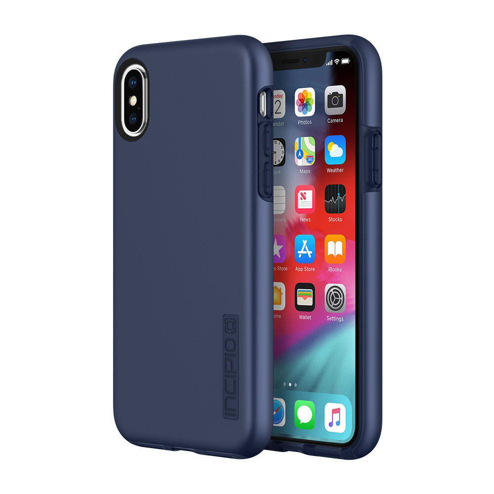 blue incipio dualpro Iphone XS Case & iphone X Australia stock free shipping Australia Stock
