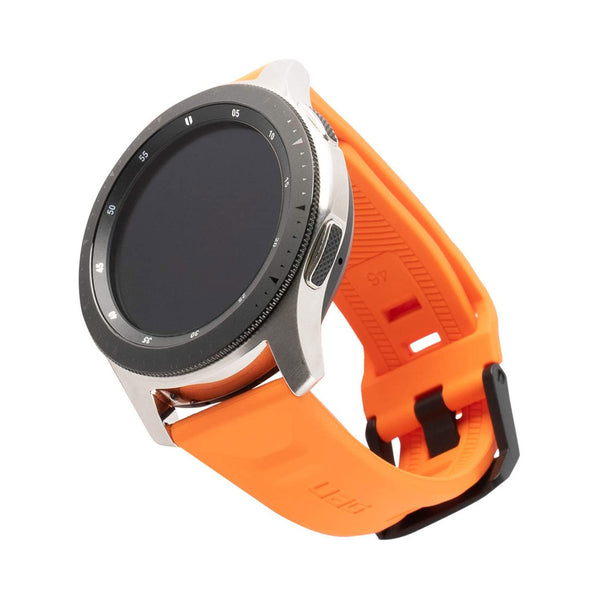 shop online with afterpay payment samsung galaxy watch 46mm/22mm silicone case from uag australia