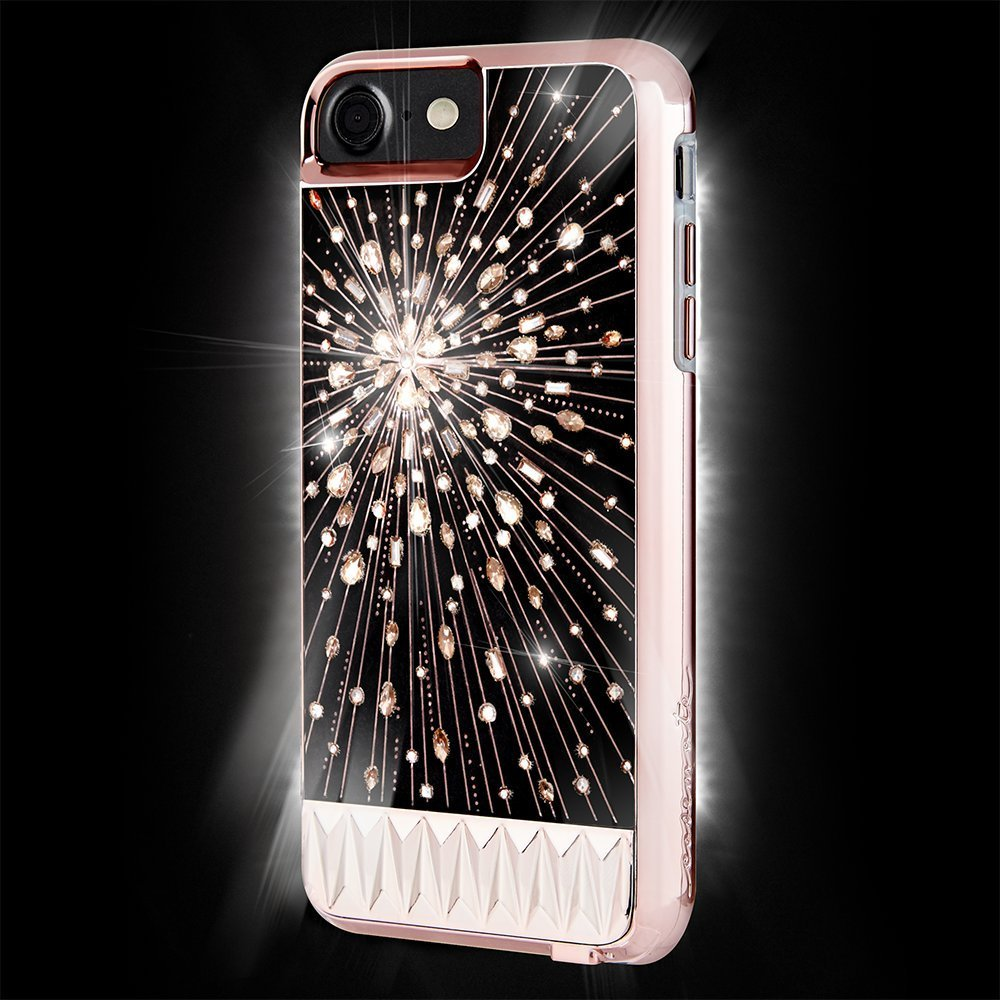 Shop Australia stock CASEMATE LUMINESCENT LIGHT UP CRYSTAL CASE FOR IPHONE 8/7/6S -ROSE GOLD with free shipping online. Shop Casemate collections with afterpay Australia Stock