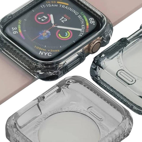 best clear apple watch case for apple watch series se/6/5/4 australia. buy online at syntricate and get free express shipping australia wide