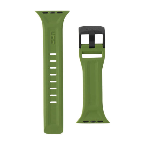 Shop Australia stock UAG Scout Silicone Band Strap For Apple Watch 44mm/42mm - Olive with free shipping online. Shop UAG collections with afterpay