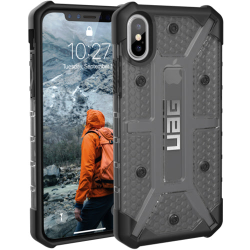 trusted online store to buy Uag Plasma Armor Clear Shell Case For Iphone XS / iPhone X - Ash free shipping australia wide Australia Stock