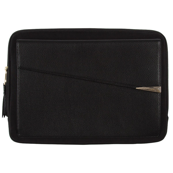 Casemate Edition Folio Laptop/Macbook Sleeve For Up To 15 Inch Devices Black Colour