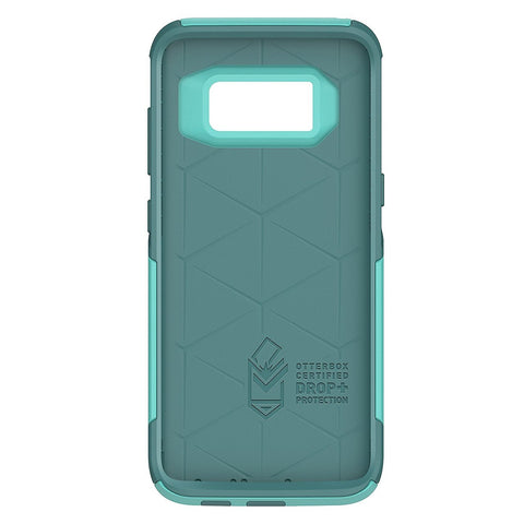 OTTERBOX COMMUTER DUAL LAYER CASE FOR GALAXY S8 - AQUA