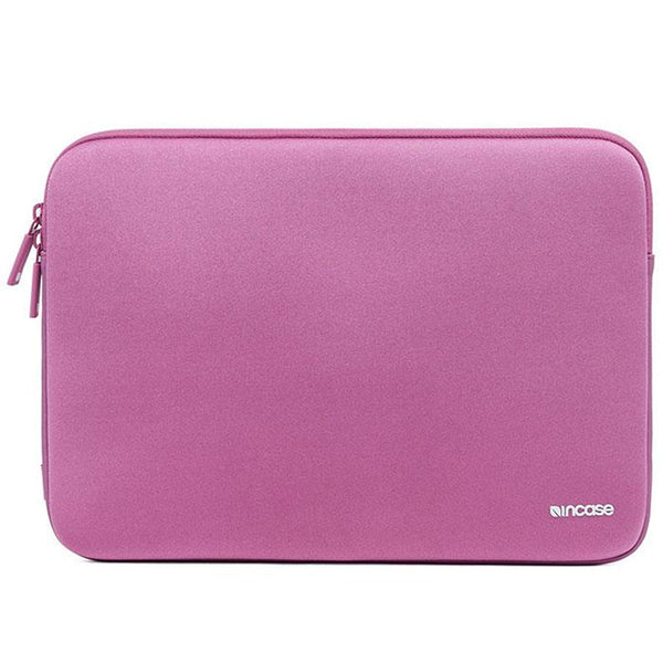 incase neoprene classic sleeve for macbook 15 inch - pink orchid Color