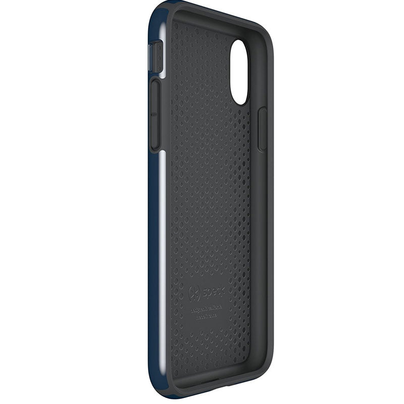 Shop Australia stock SPECK CANDYSHELL CASE FOR IPHONE XS/X - DEEP SEA BLUE/GREY with free shipping online. Shop Speck collections with afterpay Australia Stock