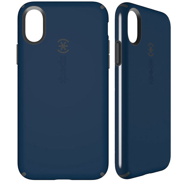 Get the latest new iPhone XS/X Speck Candyshell Case Deep Sea Blue Grey Australia with free shipping and 100 days return