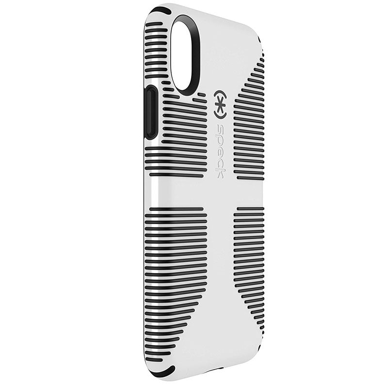 Shop Australia stock SPECK CANDYSHELL GRIP CASE FOR IPHONE XS/X - WHITE/GREY with free shipping online. Shop Speck collections with afterpay Australia Stock